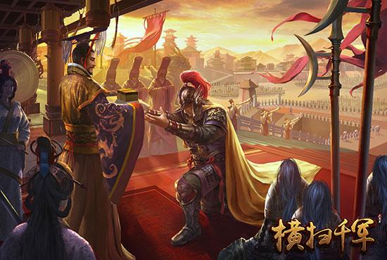 图片3:《横扫千军》精美写实的游戏风格