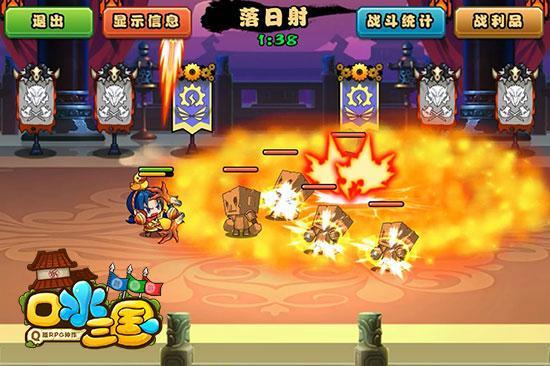 图片6:战斗示例