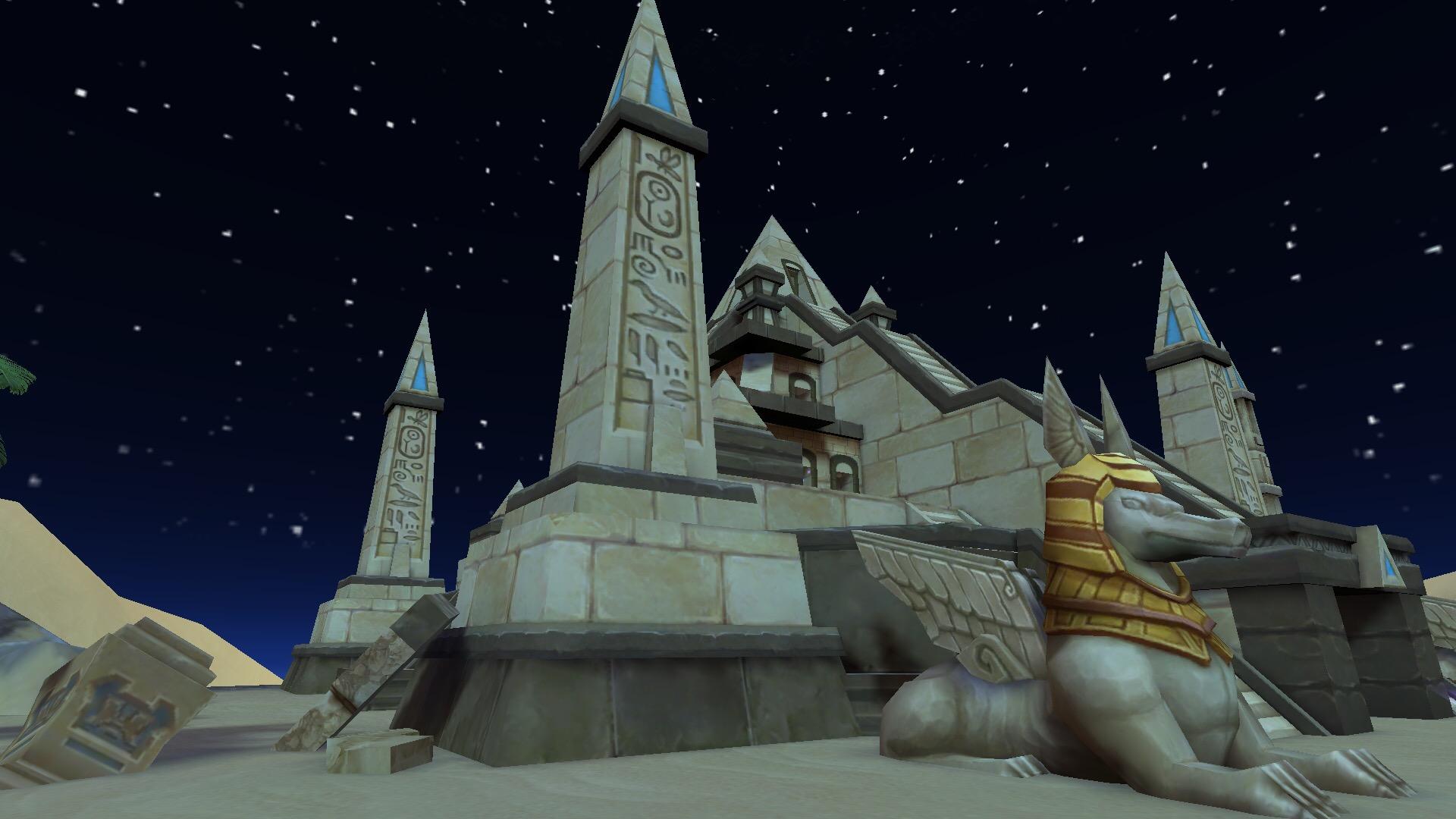 揭开金字塔的神秘面纱——探秘仙境传说ro梦罗克(下)