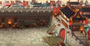 仙盟攻城战