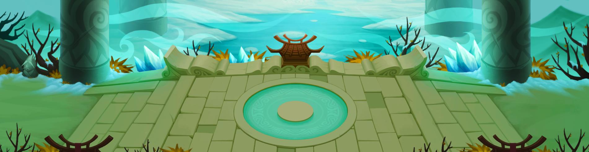 雪月湖—暖水河畔