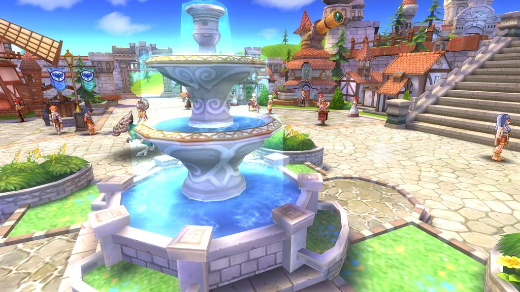 图2:喷泉