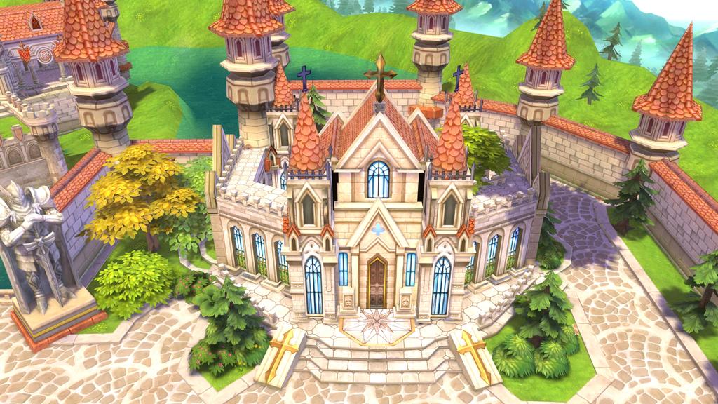 图5:教堂