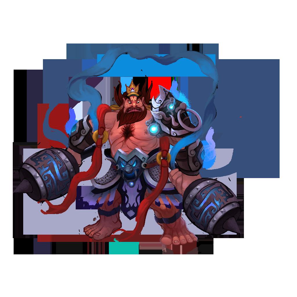 X-仙巨灵神