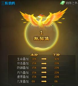 仙侠道助阵3升4