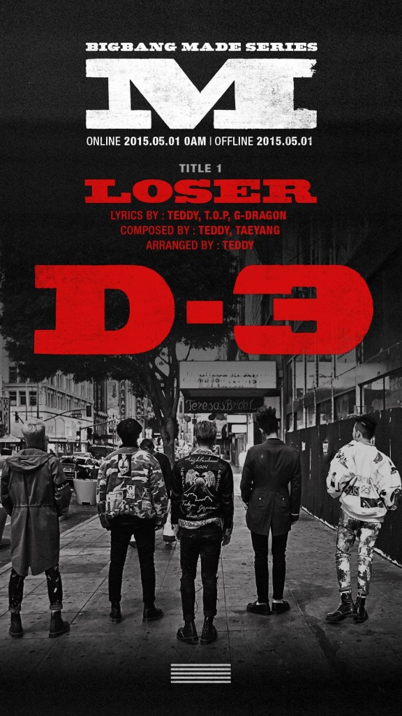 BIGBANG – MADE SERIES [M] D-3 20150428